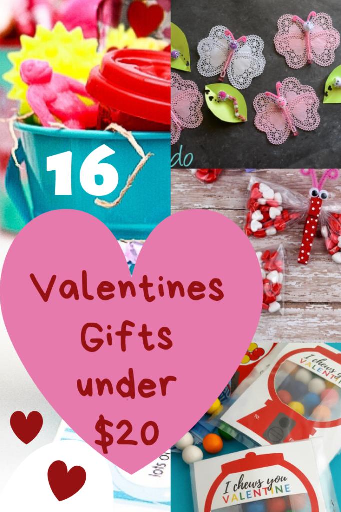 Valentines Gifts under $20