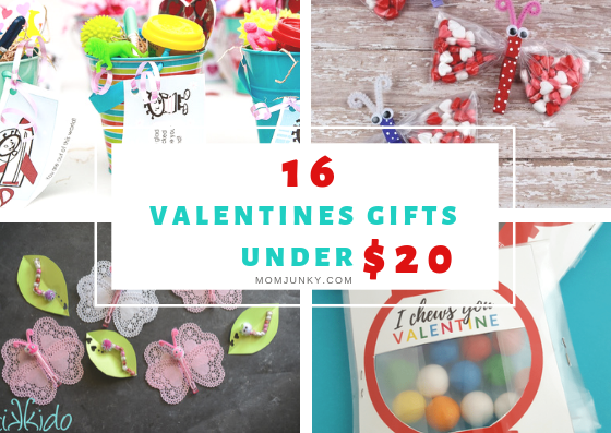 16 Valentines Gifts under $20 for the Whole Class (Preschool-12)
