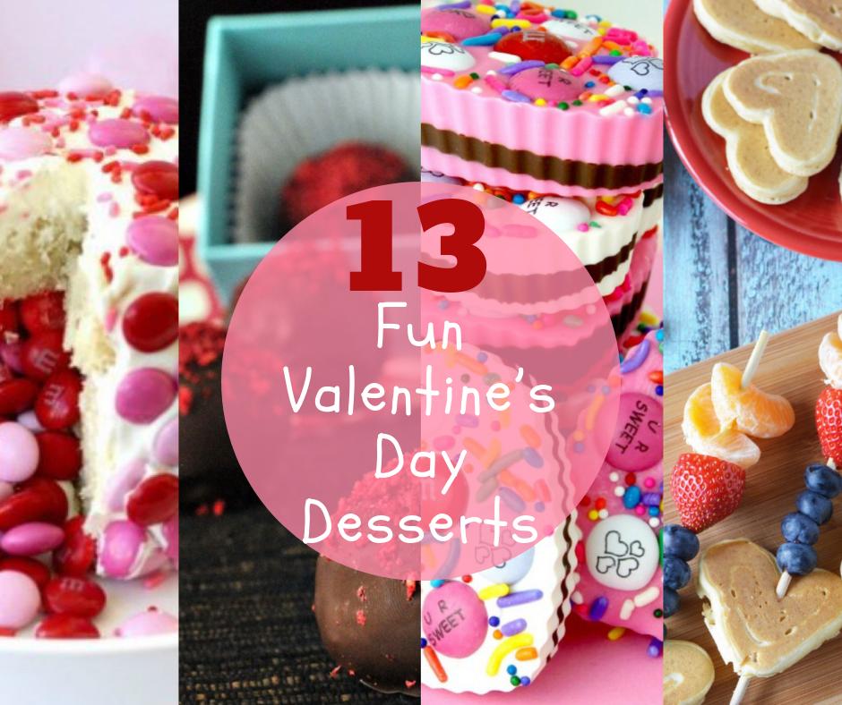 13 Fun Valentine's Day Recipes