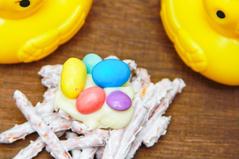 Easter Egg Bird's Nests