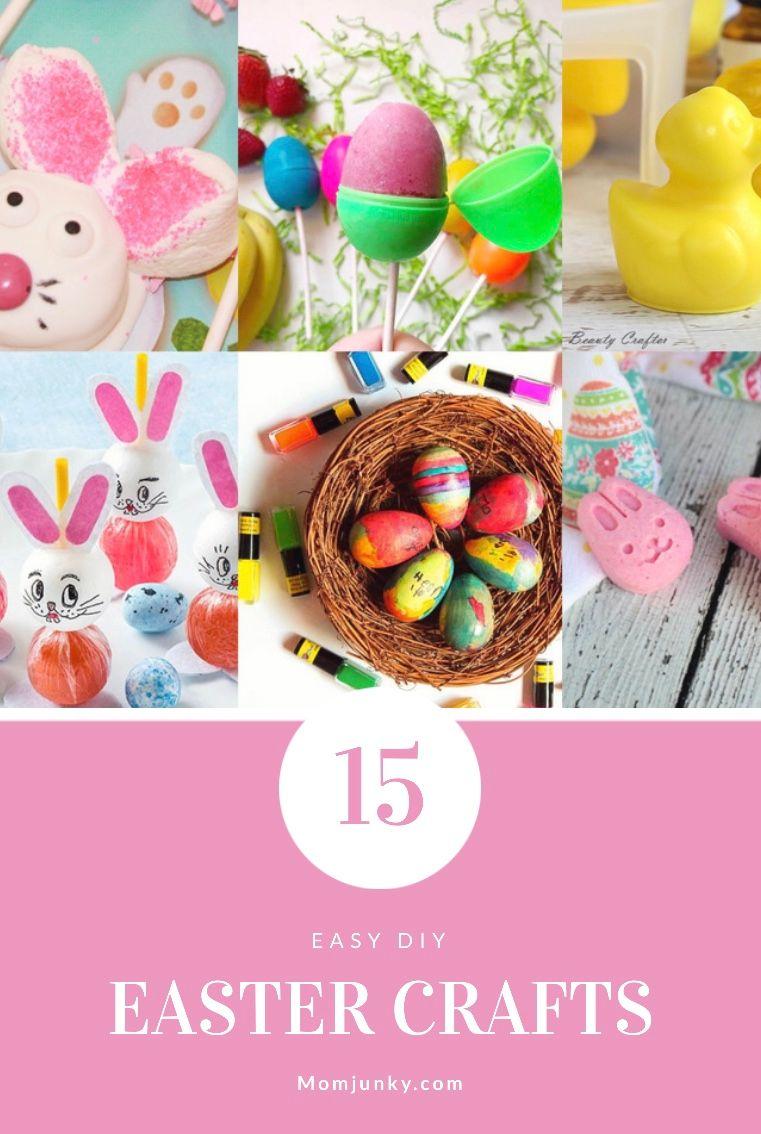 15 Easter DIY Crafts for Kids