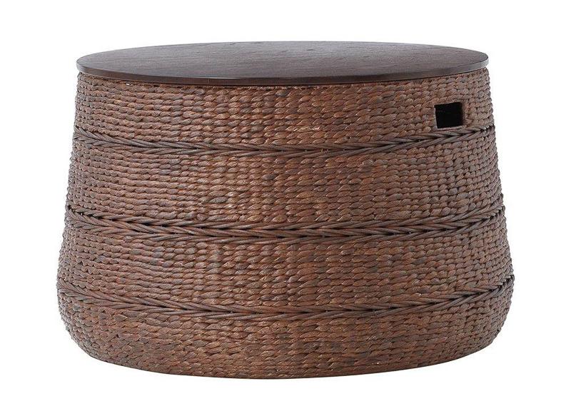 Kerala Brown Coffee Table