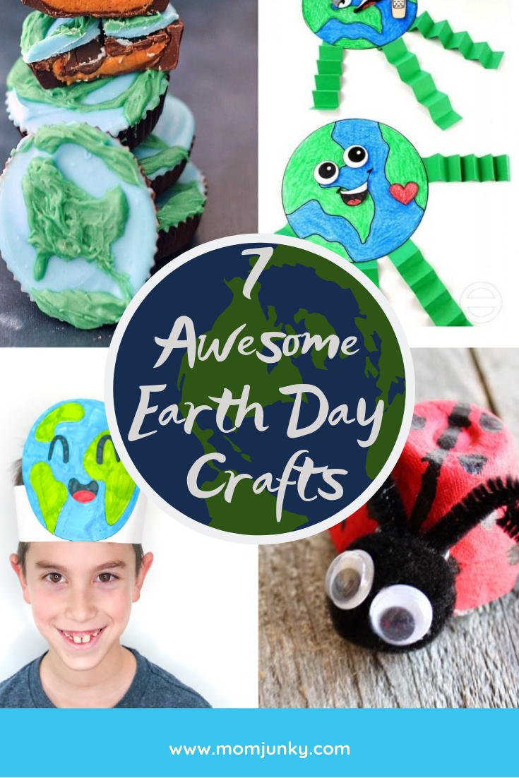 7 Awesome Earth Day Crafts