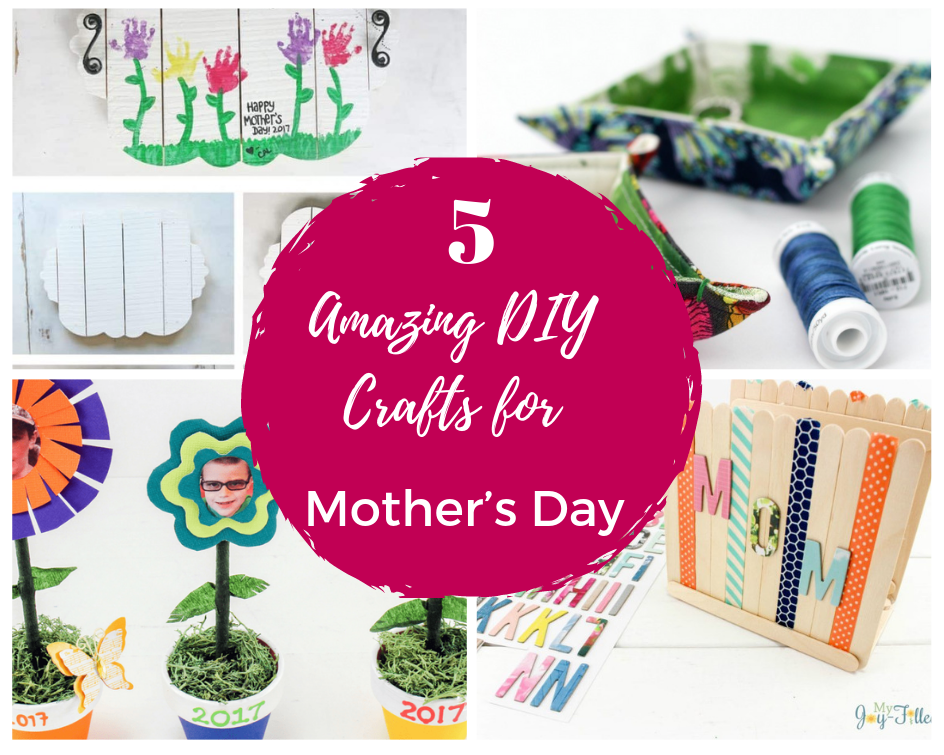 Hero Image of Mother's Day Crafts