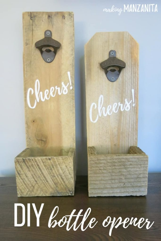 2 wood personalized do it yourself bottle openers