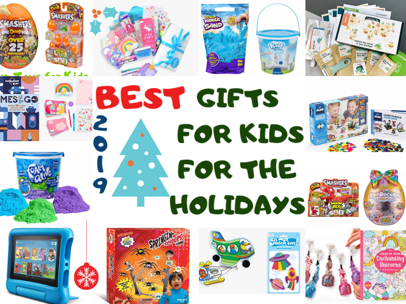 The Best Holiday Gifts for Children for 2019