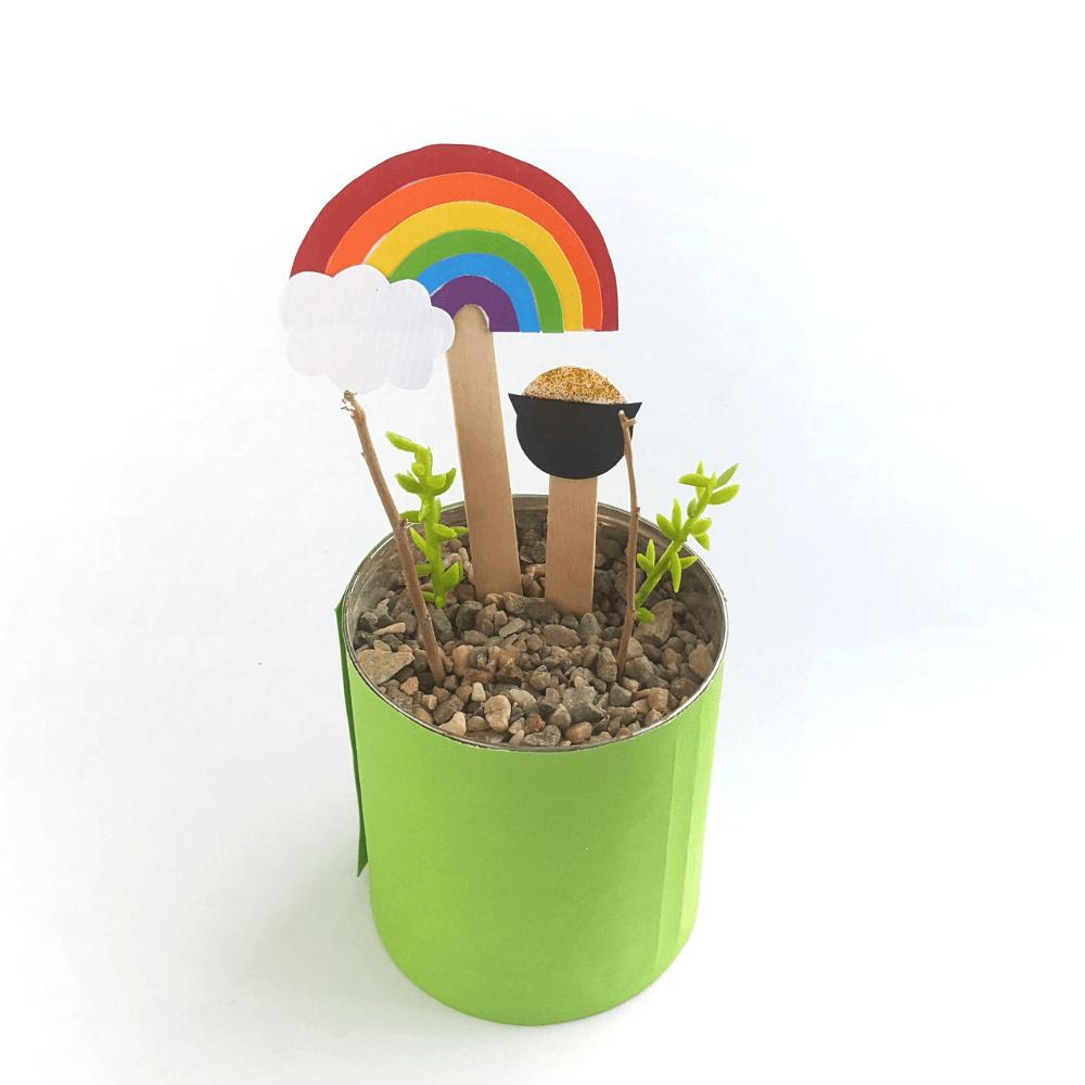 Mini Plant Leprechaun trap
