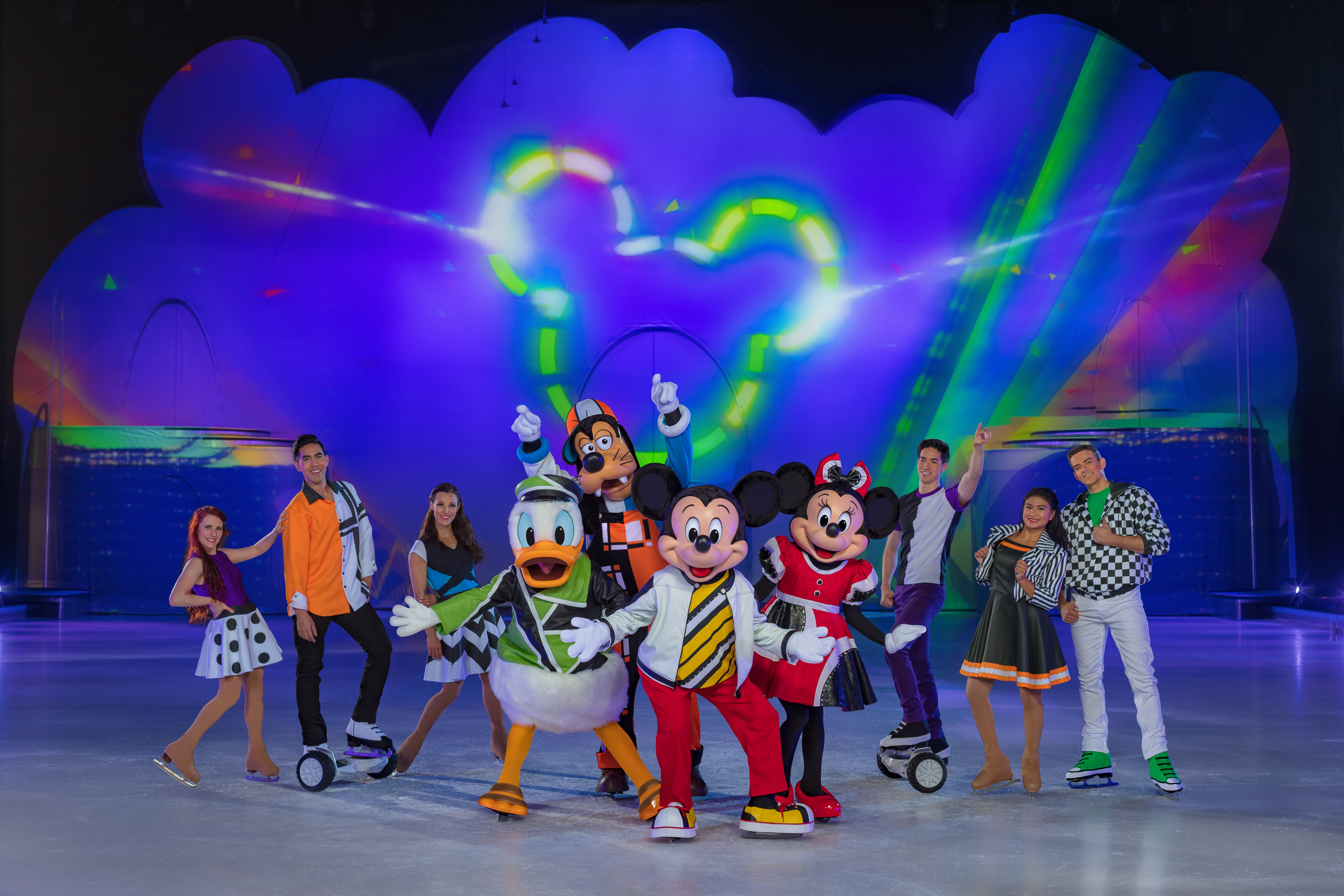 Disney On Ice presents Celebrate Memories is Coming to Phoenix from March 12 – 14, 2020