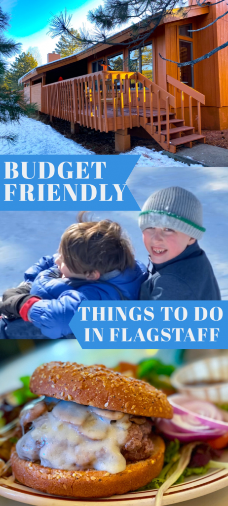 Budget friendly things to do in Flagstaff, Arizona.