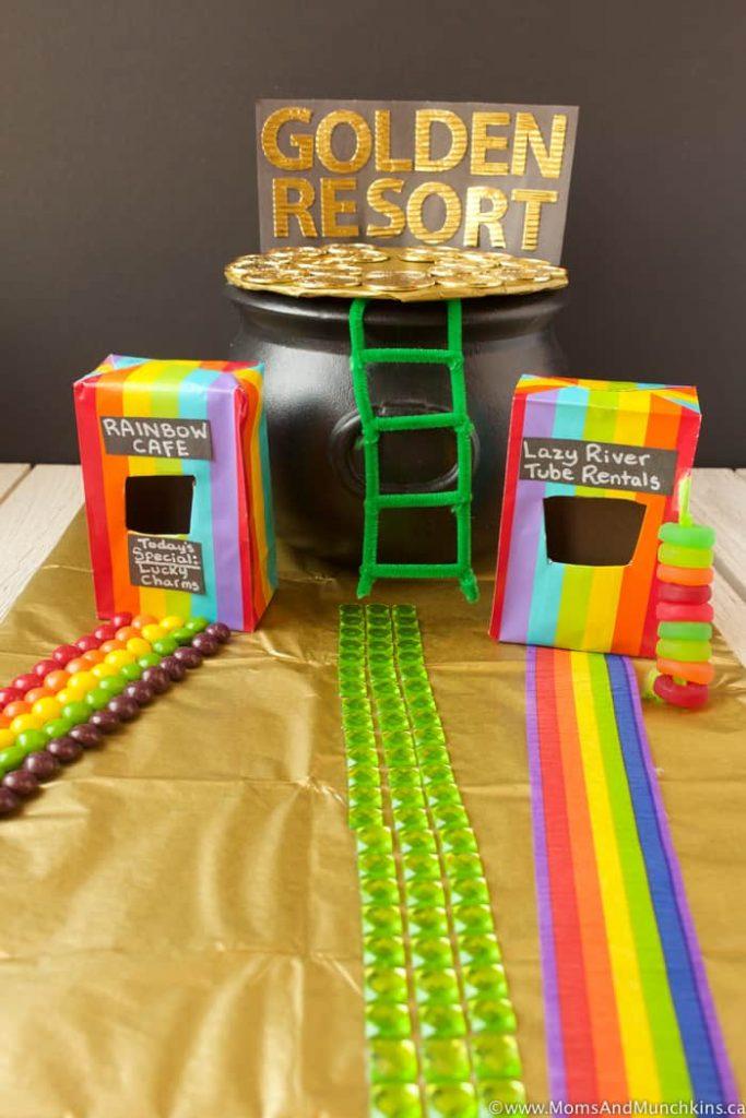golden resort Leprechaun trap