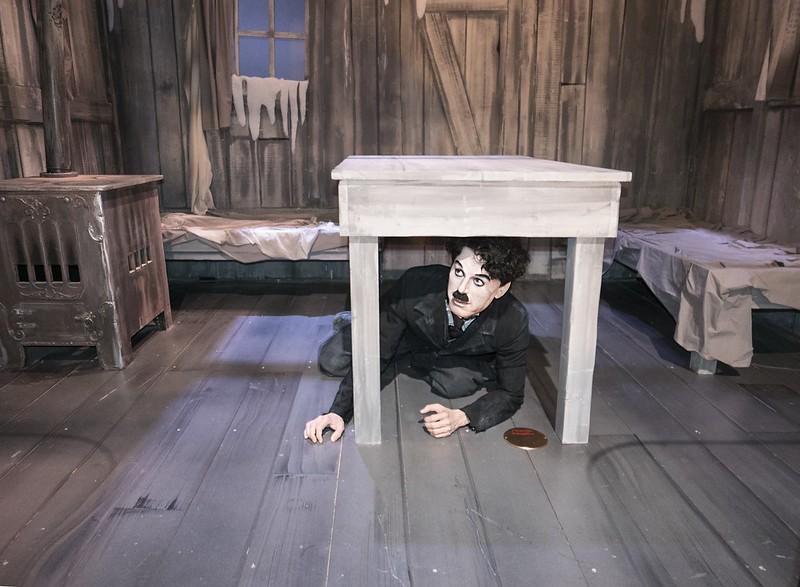 Chaplin's World, Corsier-sur-Vevey