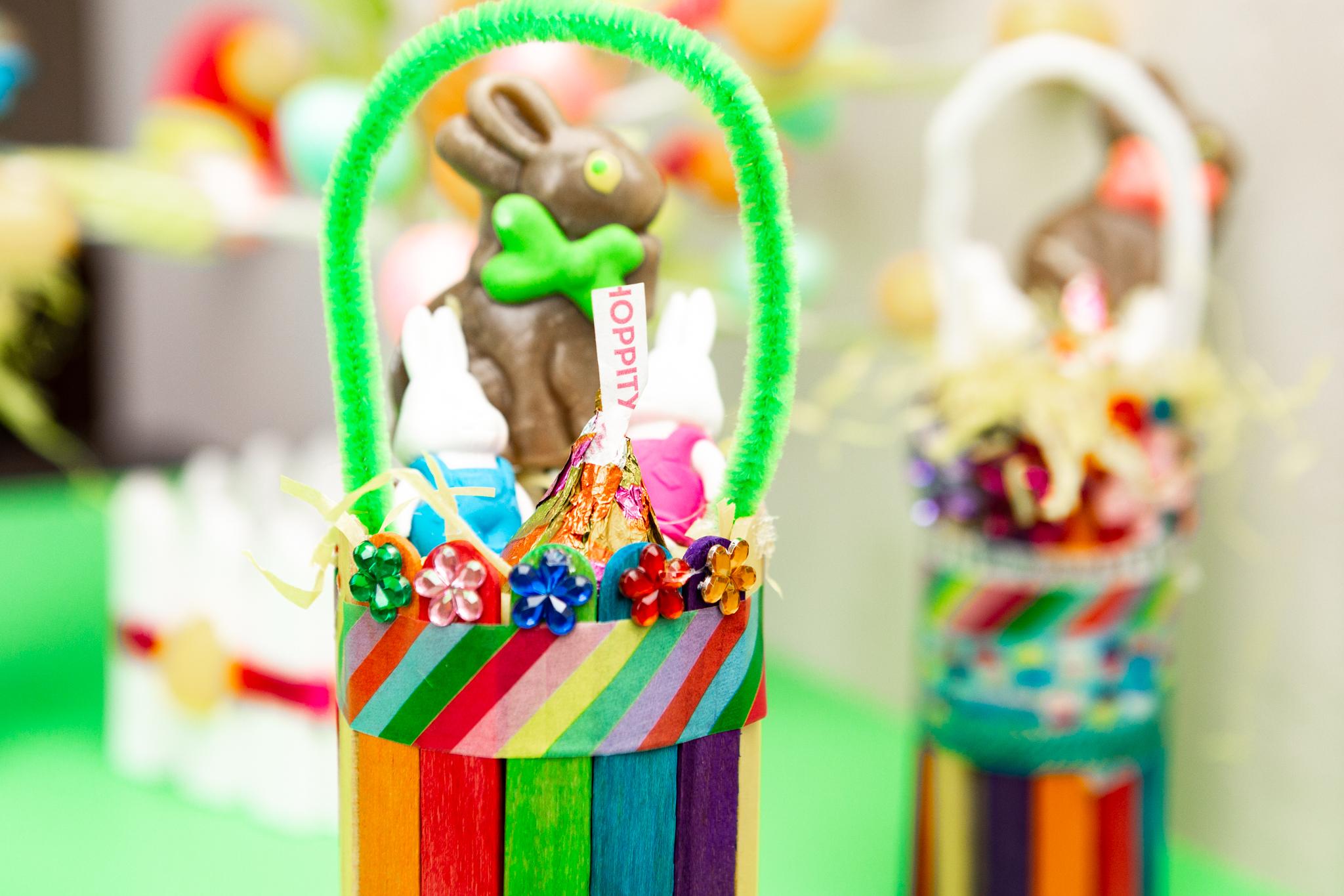 Easy DIY Mini Easter Basket Tutorial
