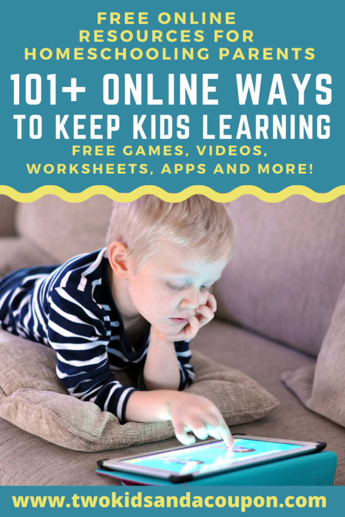 pin on 101+ ways to keep kids learning