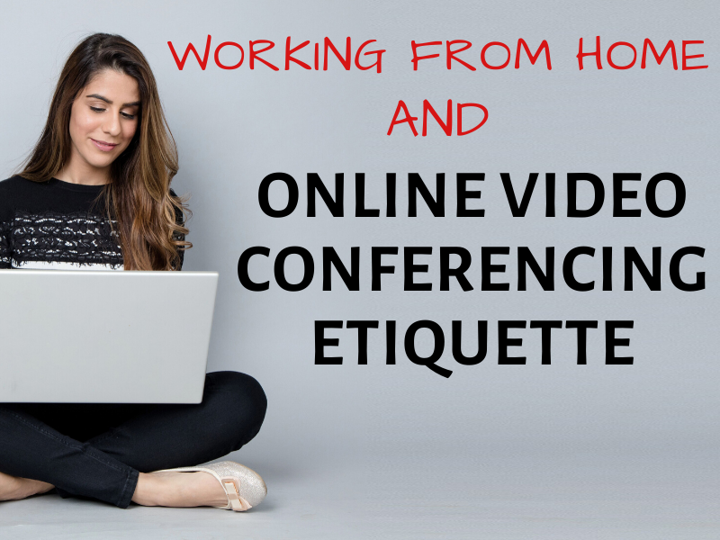 15 Etiquette Tips for Zoom Video Meetings