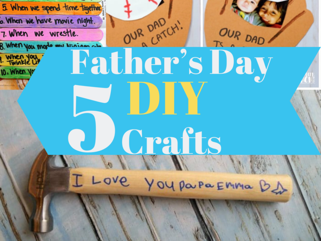 Father's Day DIY Crafts ideas