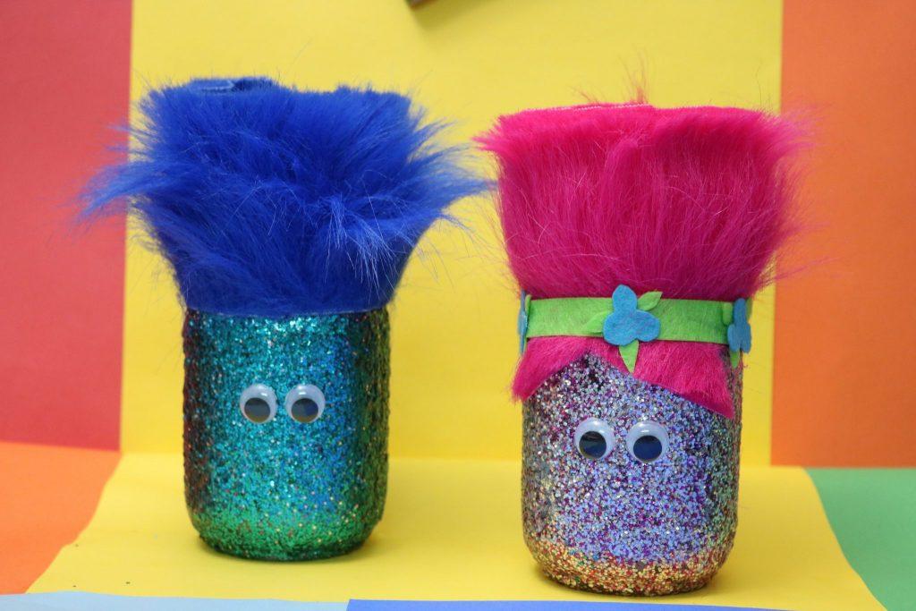 trolls cup holders
