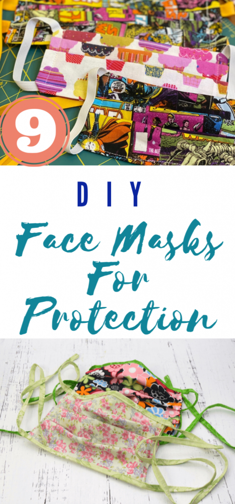 Check out these easy DIY face masks anyone can do!