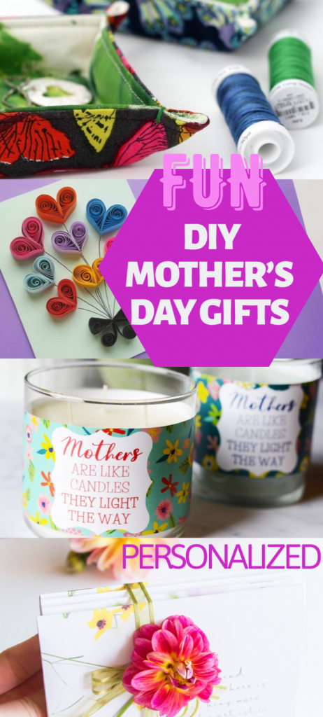 I found some DIY Mother's Day gifts like serving trays, Decoupage Flower Pot and Mother's Day Coasters. Check them out!