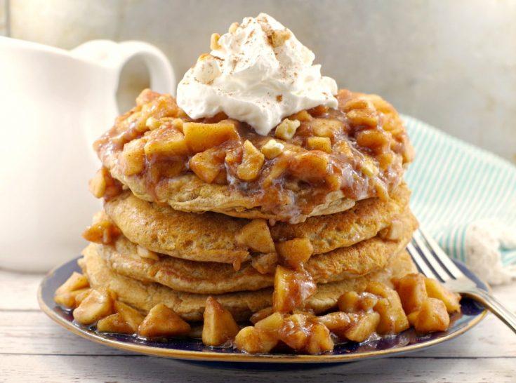IHOP pancake recipe – Harvest Grain & Nut (Copycat)- Weight Watchers Friendly