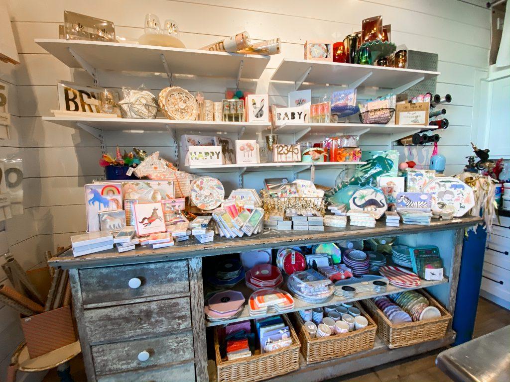 Inside LGO Bakery