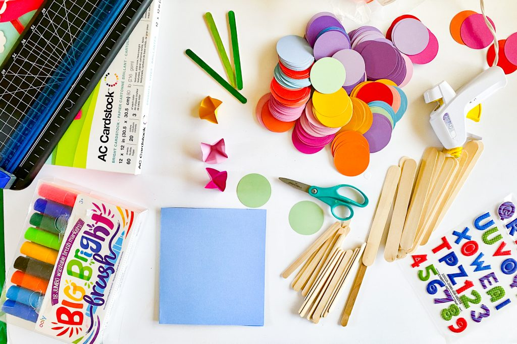 supplies for diy greeting cards