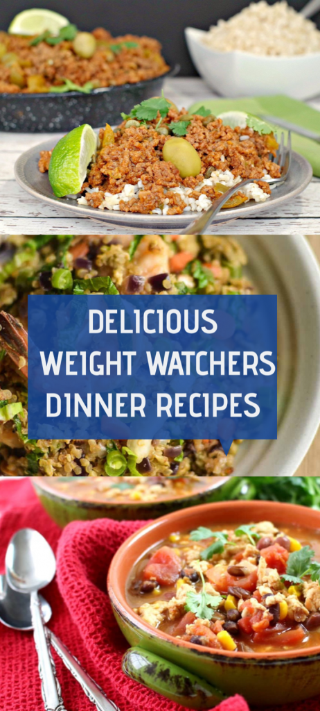 I found some delicious Weight Watchers dinner recipes by some great bloggers. From Weight Watchers chili to instant pot Jamaican Jerk chicken stir fry. But I did decide that it's possible to have Weight Watchers pancakes for dinner.