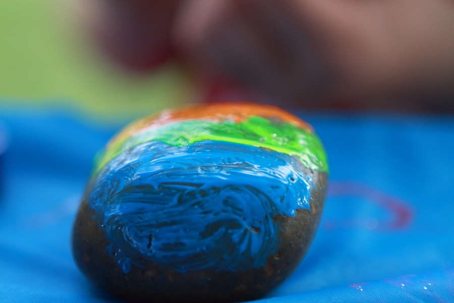 DIY Painted Rock