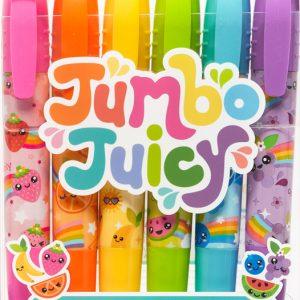 jumbo juicy scented neon highlighters