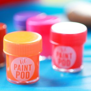 Paint pods
