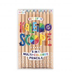 Kaleidoscope Multi-Colored Pencils