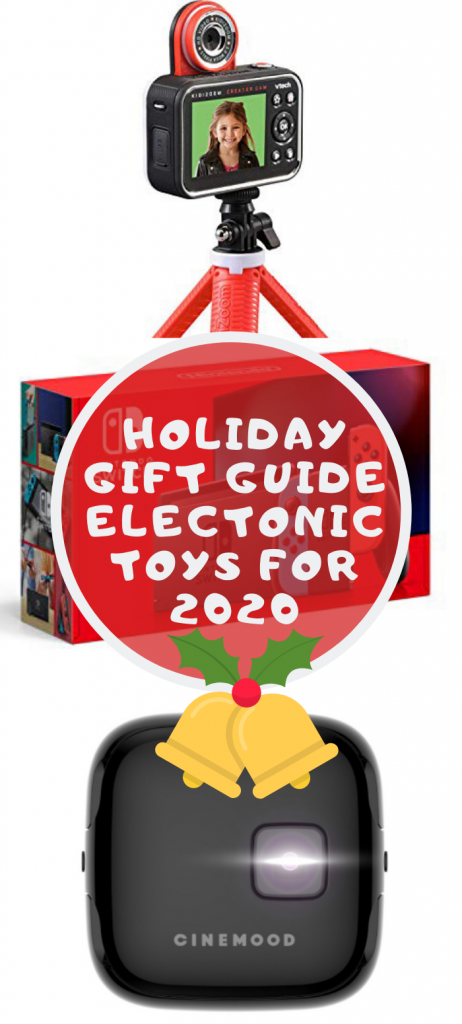electronic toys for the holidays 2020