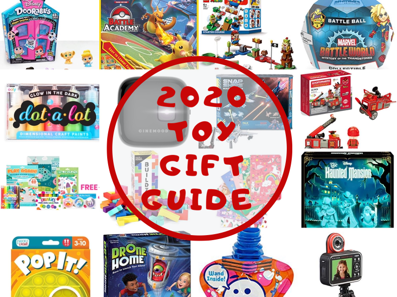 Toy Gift Guide for 2020