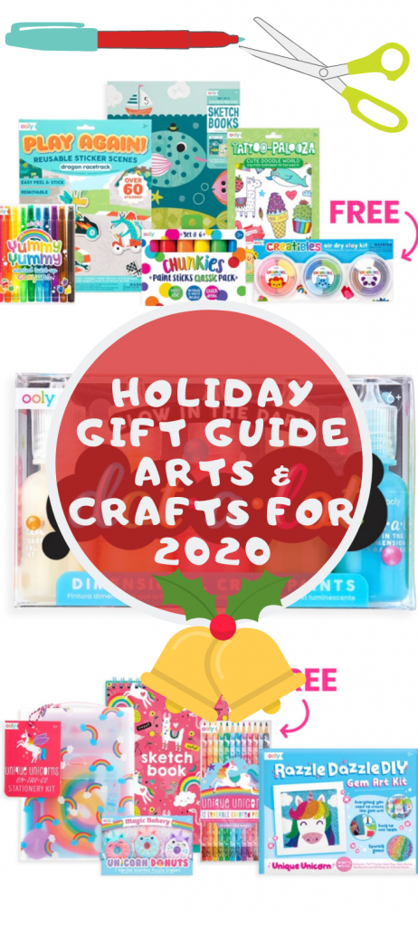 Arts and Crafts holiday toys
