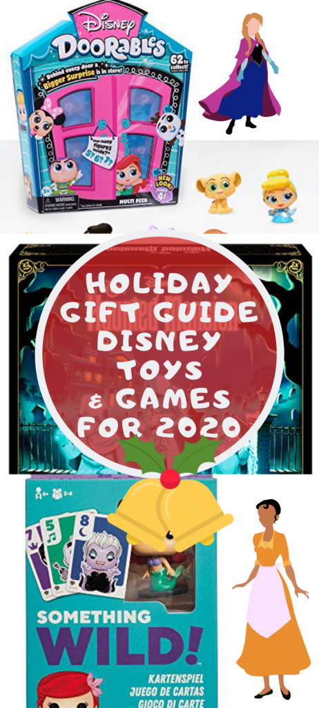 Disney Toys and Games for Holiday Gifts 2020