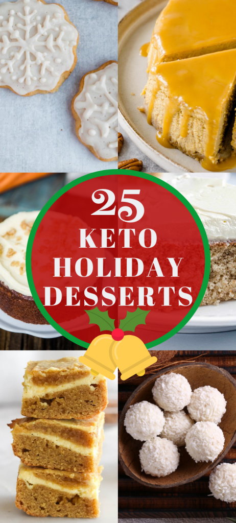 Low Carb and Keto Desserts