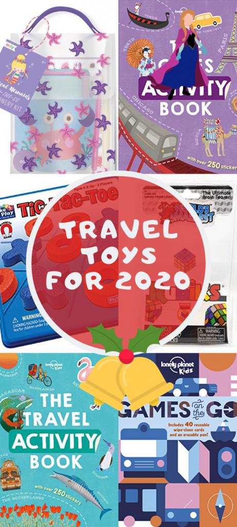 Travel Toys for 2020