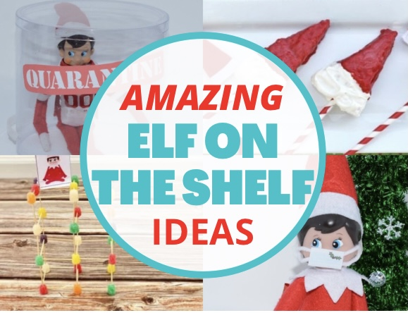 Elf on the Shelf Activities and Ideas