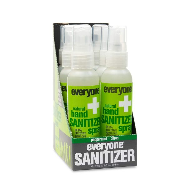 Everyone Hand Sanitizer Peppermint and Citrus