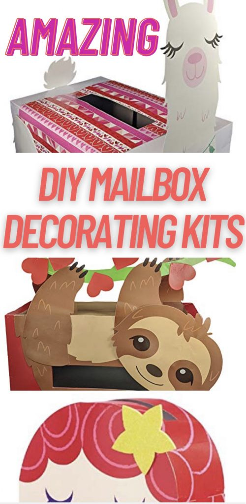 pin for Mailbox Decorating Kits to Purchase