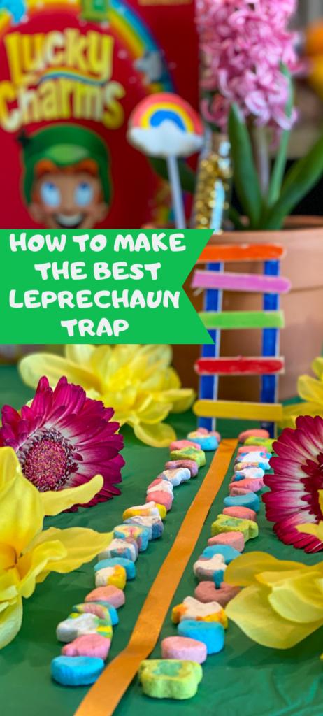 DIY Leprechaun Trap
