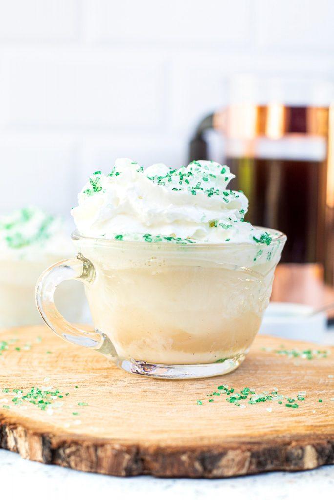 Baileys Iced Coffee with Ice Cream