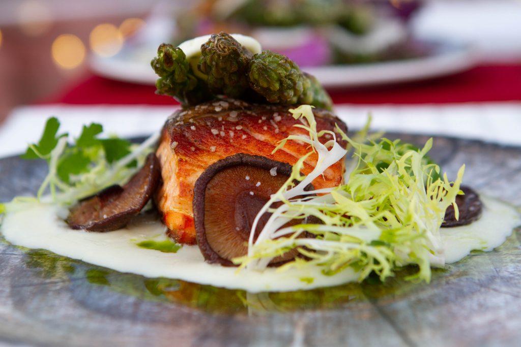 eared Sustainable Salmon