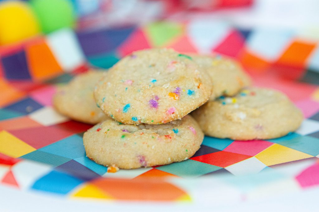 NEW! Little Bites Soft Baked Party Cake Cookies