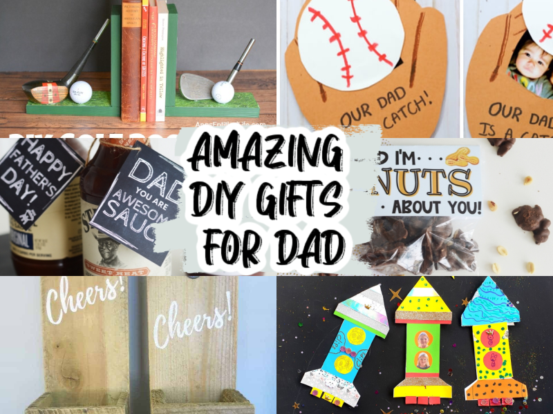 DIY gifts for Father's Day