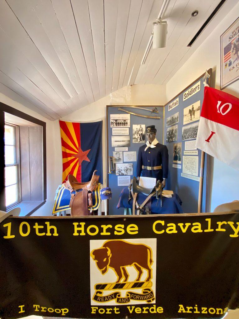 10 horse calvary