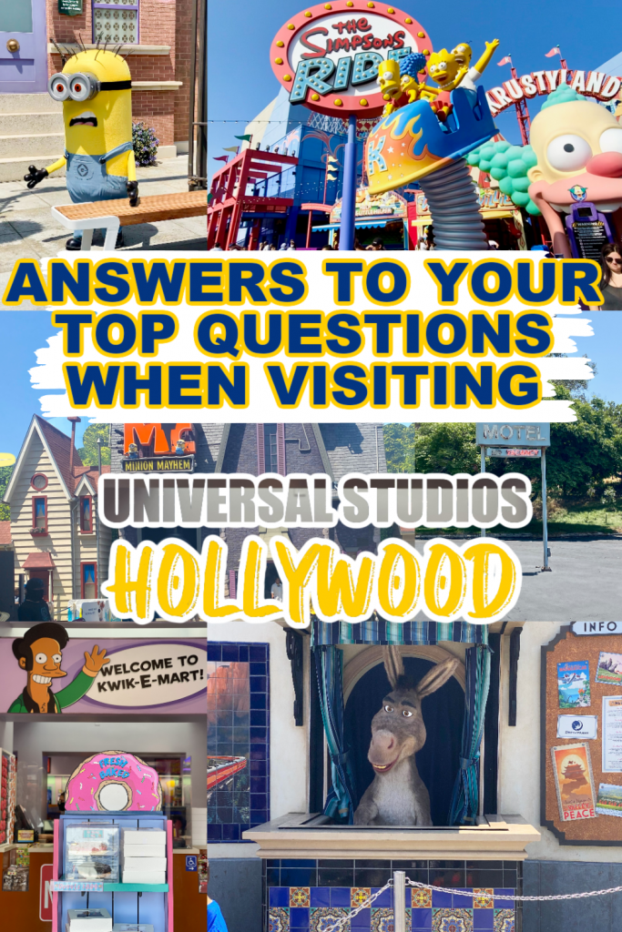 What time should I get to Universal Studios Hollywood?™ Can I bring snacks to Universal Studios?Is one day at Universal Studios Hollywood™ enough? These are some of the questions people ask before visiting Universal Studios Hollywood. #UniversalStudiosHollywood.