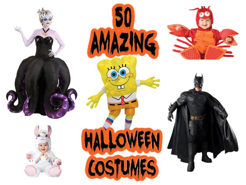 50 Best Halloween Costumes for 2021