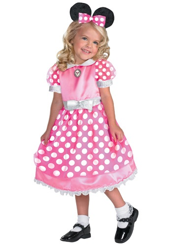 Pink Minnie Mouse Costume