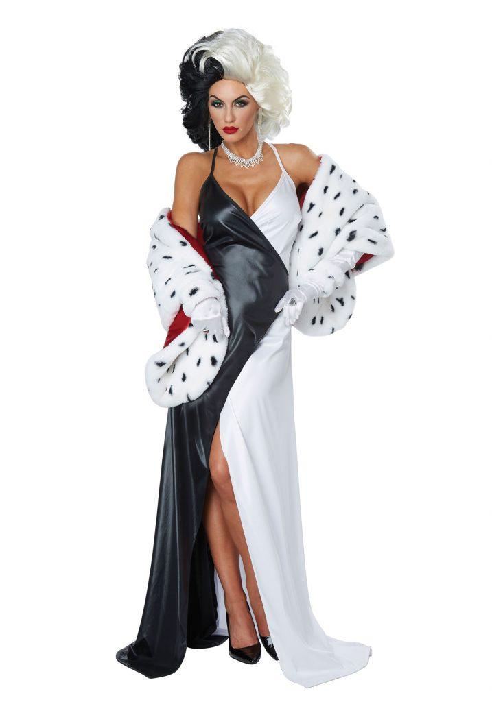 Ladies Cruel Diva Costume