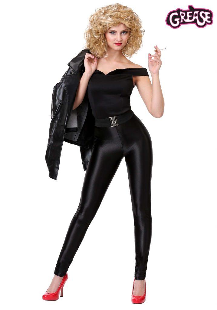 Women's Deluxe Grease Bad Sandy Costume